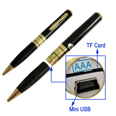 Pen Hidden Camera