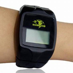 Real-Time GPS Tracker In a Watch