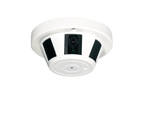 Mini Wired Color Camera (Smoke Detector)